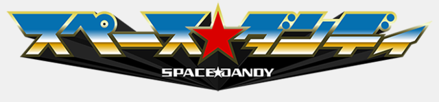 Space Dandy Logo