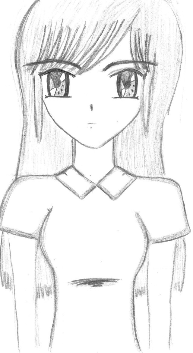 Crunchyroll forum how can you draw anime page 33 i guessed the body is not that perfect but its ok coz im only starting to draw an anime this last christmas vacation ccuart Images