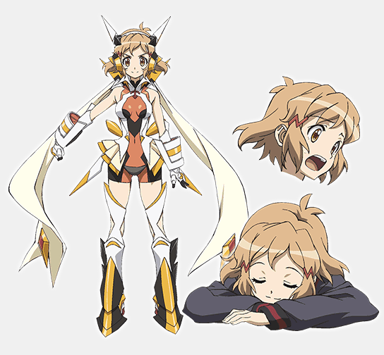 Character Design For Anime : Crunchyroll updated quot symphogear anime character designs