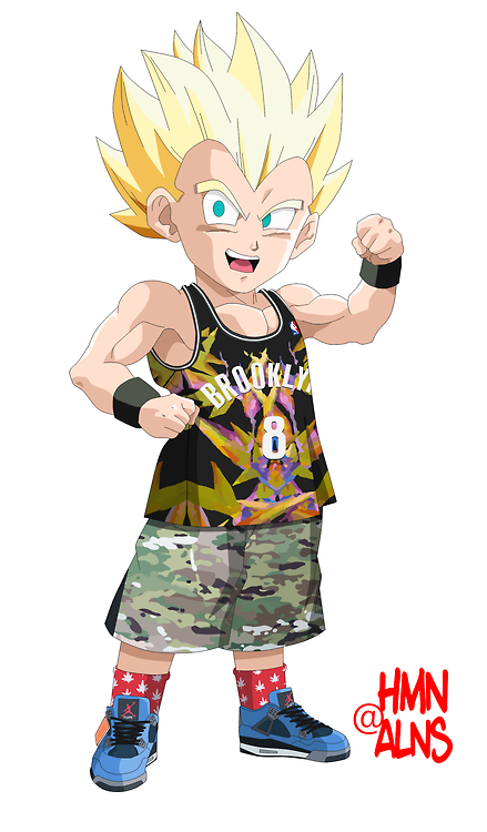 Crunchyroll Quot Dragon Ball Z Quot Meets Streetwear Again In