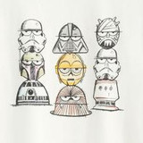 star wars  artist collection graphic shirt geoff mcfetridge