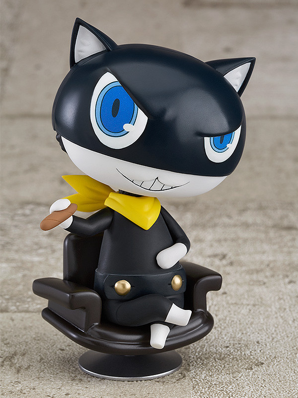 Crunchyroll Quot Persona 5 Quot Nendoroid Morgana Ready To Steal