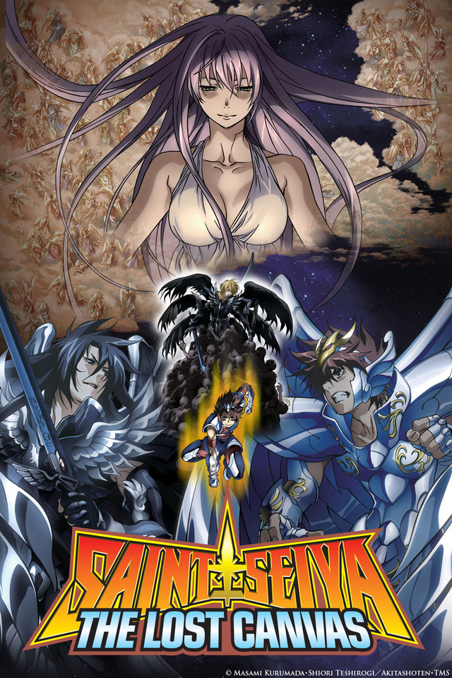 saint seiya hades streaming vostfr