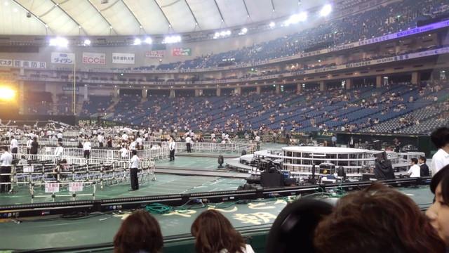 Tokyo Dome 16/7/2010 Fotos del escenario y asientos XD 3bc84f619f670c318309d4d8713d45d01279313147_full