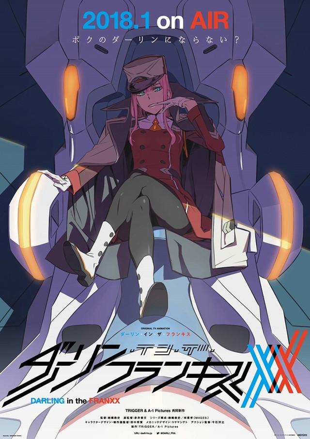 Darling in the FranXX Anime