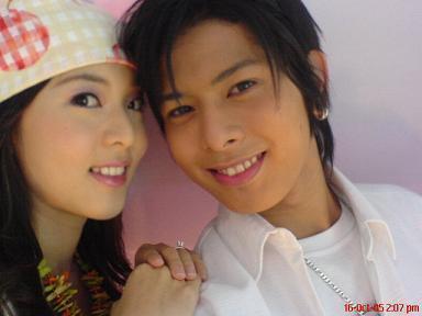 Sandara Park with handsome, Boyfriend Joseph Bitangcol