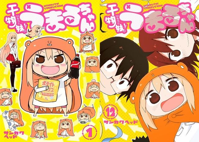 Resultado de imagen para manga de Umaru Chan