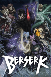 Berserk (Season 2) is a featured show.