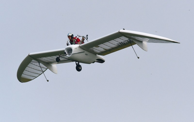 Test Flight Held For Small Jet Modeled After Miyazaki Anime