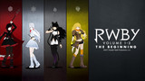 RWBY VOLUME 1-3: The Beginning <Japanese Dub>