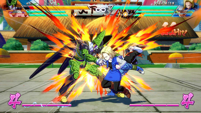 Dragon Ball FighterZ Beta Returns This Week on PS4