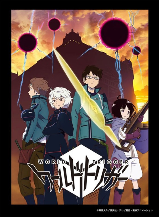 Trigger Anime Characters : Crunchyroll sonar pocket performs theme song for quot world