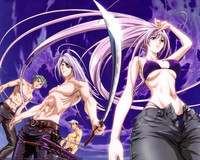 Tenjou Tenge: The Ultimate Fight