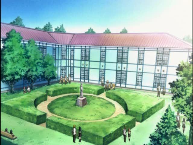 100 Magic School Building Yasminroohi