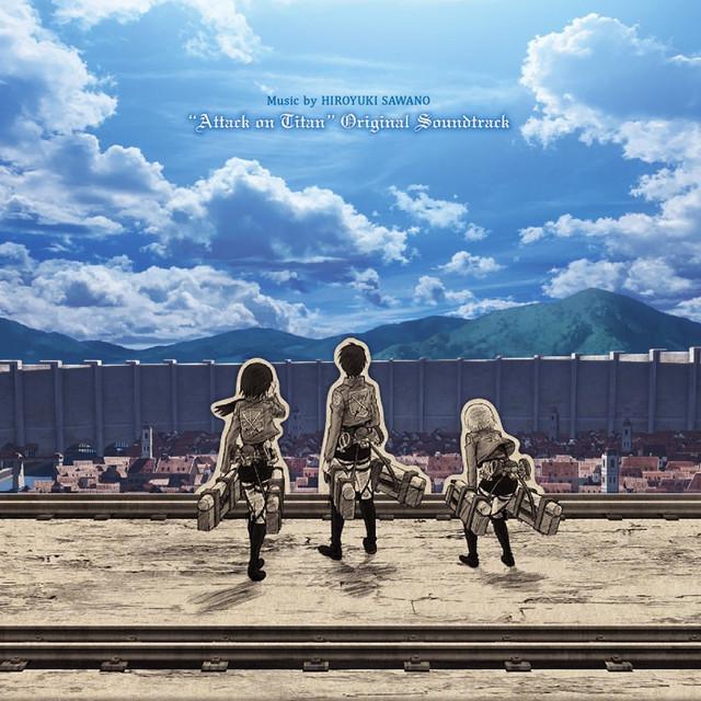 Album OST Shingeki no Kyojin yang Bikin Fans Ternganga