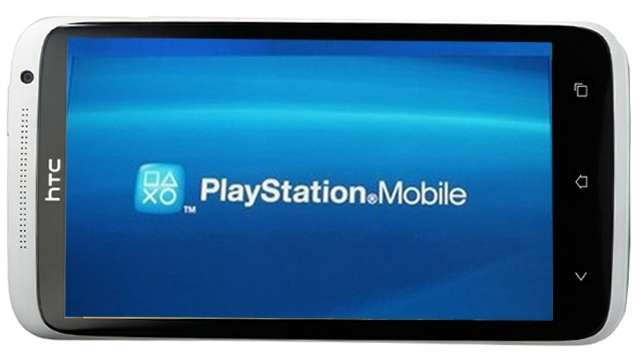HTC Playstation Mobile