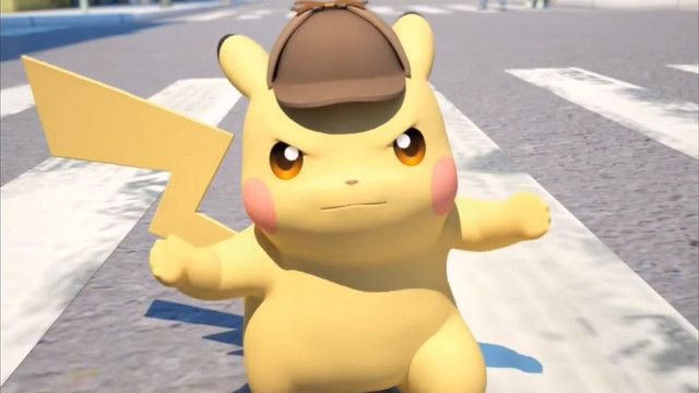 Pokemon Movie Detective Pikachu Casts Ken Watanabe