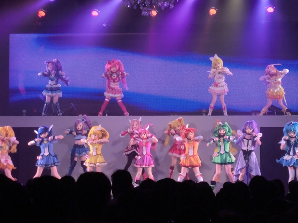 Crunchyroll Feature Hero Live Special 2012 Featuring