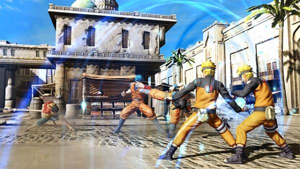 "Crunchyroll - Latest ""J-Stars Victory VS."" Screen Shots"