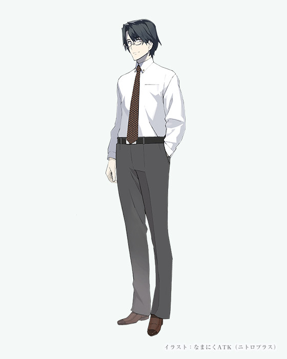 Character Design College Major : Crunchyroll quot haruchika tv anime reveals additional