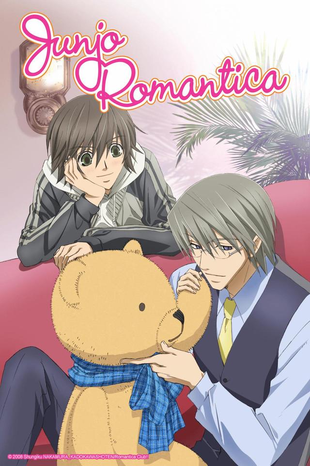 """Képtalálat a következőre: """"Junjou Romantica"""""""