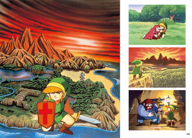Crunchyroll Dark Horse Announces The Legend Of Zelda Art