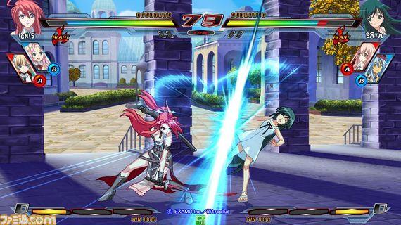 Crunchyroll Nitroplus Blasters Infinite Heroines Duel