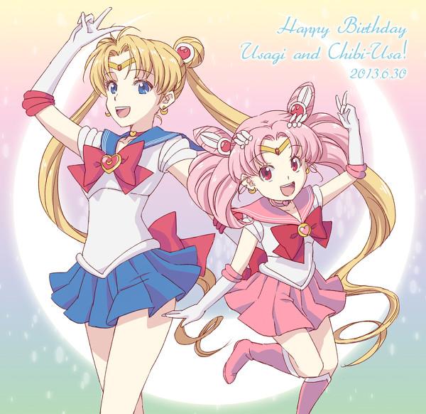 Happy Birthday To Sailor Moon
