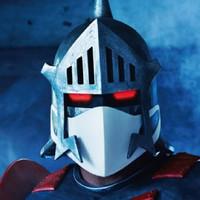 crunchyroll video kinnikumans robin mask wears a