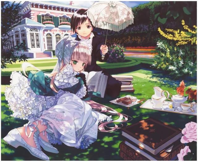 "auto-draft ""Gosick"" Light Novel Artist Passes Away"