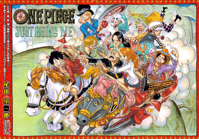Anime Characters Popularity Poll : Crunchyroll winners of fifth quot one piece popularity poll