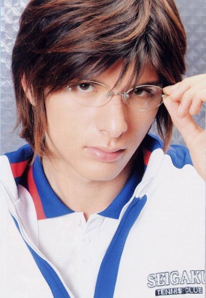 Too And He Also Plays Kunimitsu Tezuka In The Prince Of Tennis Live Action At A First Look I Thought Looked Totally Like Guy Anime Lol