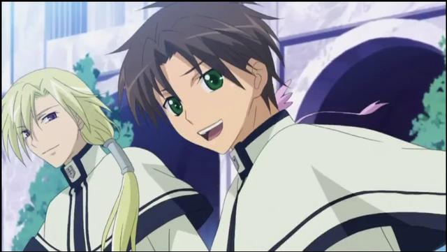 Screenshot ]Epi 22 of Hakuren & Teito - Young Shounen Ai