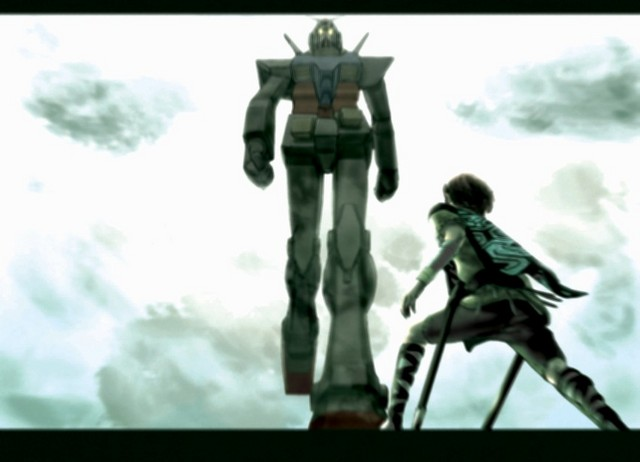Zone of the Enders 2nd Runner: Aumaan Anubis vs Naked Jehuty HD ...
