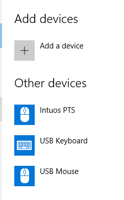 mouse driver for windows 10