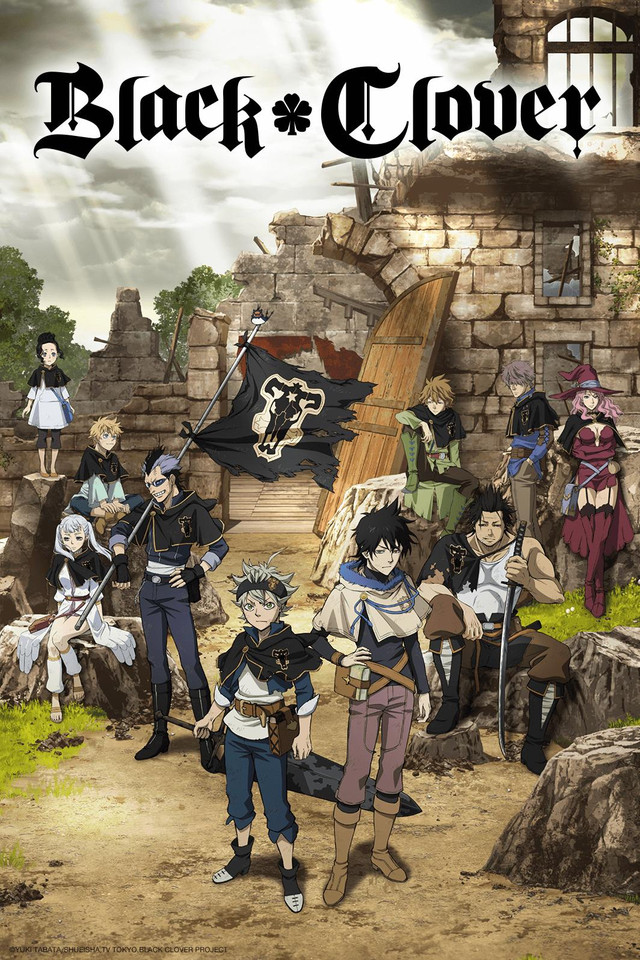 black clover stream german