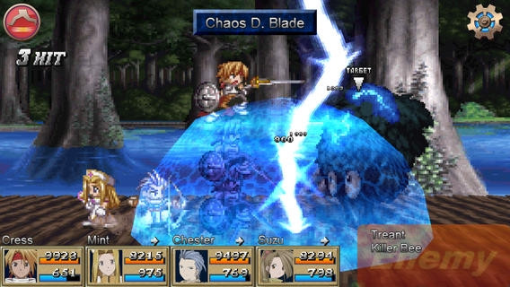 Tales Of Phantasia iOS 1