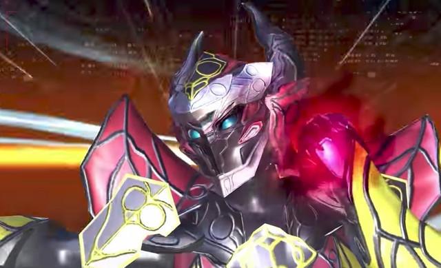 Crunchyroll - Riders Clash in