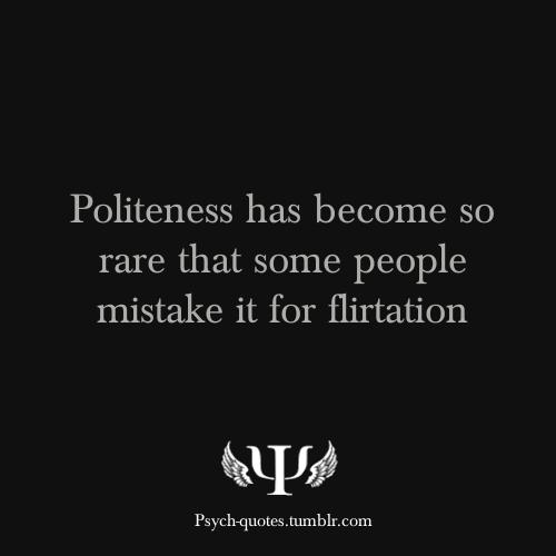 forumtopic kindness mistaken flirting