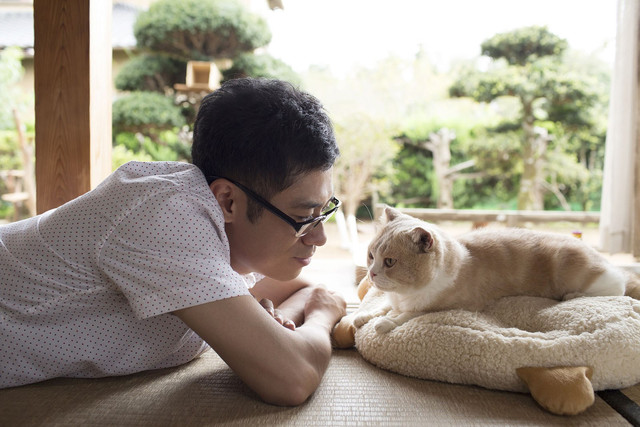 Actor Atsushi Ito Collects Cats in Live-Action
