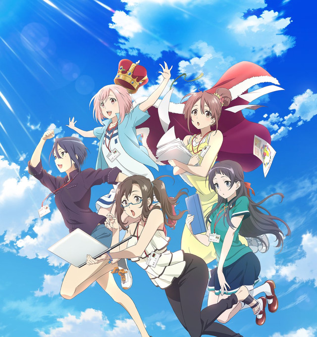Sakura Quest 2nd cour key