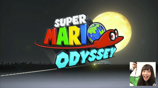 Super Mario Odyssey Sold 2M Copies Already