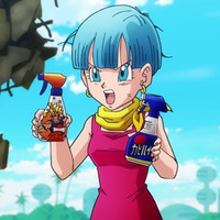 Crunchyroll dragon ball z collaboration cm introduces bulma prior to the ongoing tv anime dragon ball super bulma newly voiced by 49 year old aya hisakawa appears in a new collaboration anime cm between dragon ball thecheapjerseys Choice Image