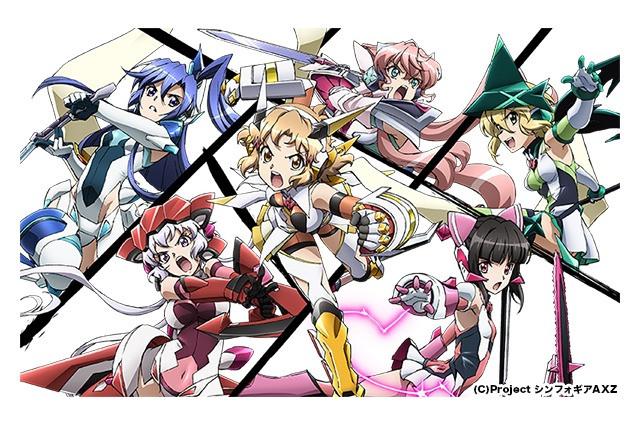 [Anime do Mês] - Senki Zesshou Symphogear 5/5 9c2f6952fcf5bdd646e351e2487db6941492464944_full