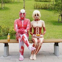 Crunchyroll attack on titan tattoo stockings go on sale for Attack on titan tattoo