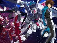 Mobile Suit Gundam Seed Movie I - The Empty Battlefield