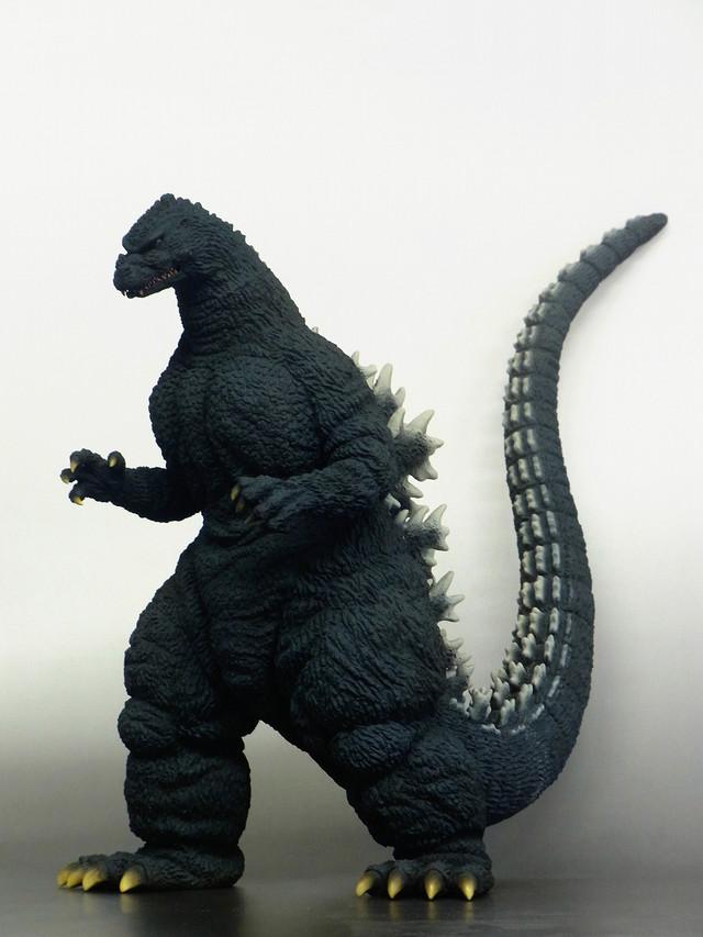 Crunchyroll X Plus Godzilla 1991 Soft Vinyl Model