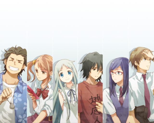 Топ-12 любимых жанров аниме