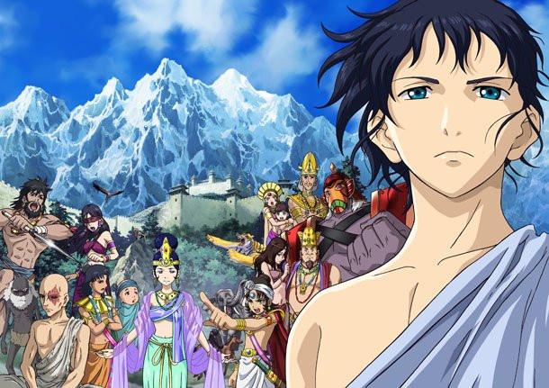 Buddha 2 Anime Characters : Crunchyroll video full quot buddha endless journey