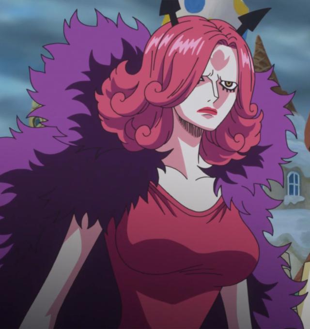 Other Notable Big Mom Pirates Include Ai AiM Maeda Digimon Adventures Mimi Tachikawa Sailor Moon Cystals Pluto As Charlotte Galette